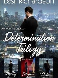 Limited Time! Determination Trilogy Box Set