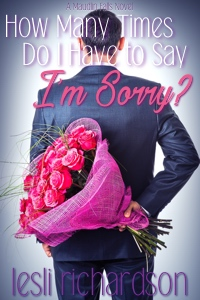 Release Day: How Many Times Do I Have to Say I'm Sorry? (Maudlin Falls 1)