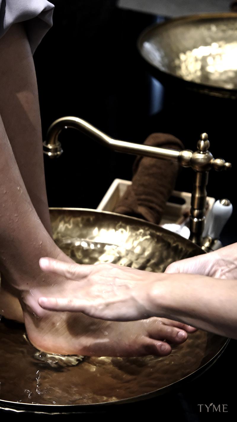 Foot Massage Tyme Spa