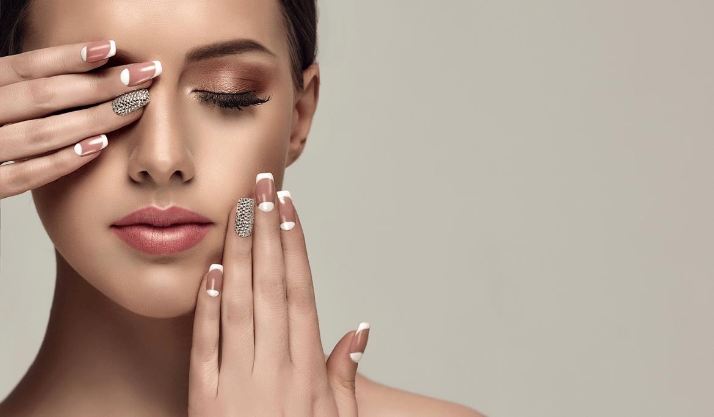 Nail Spa Manicure Promotion