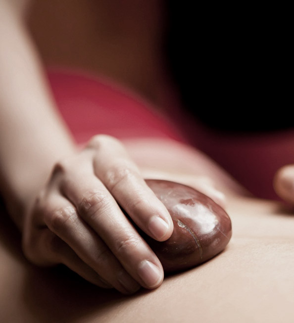Stone Massage Tyme Spa