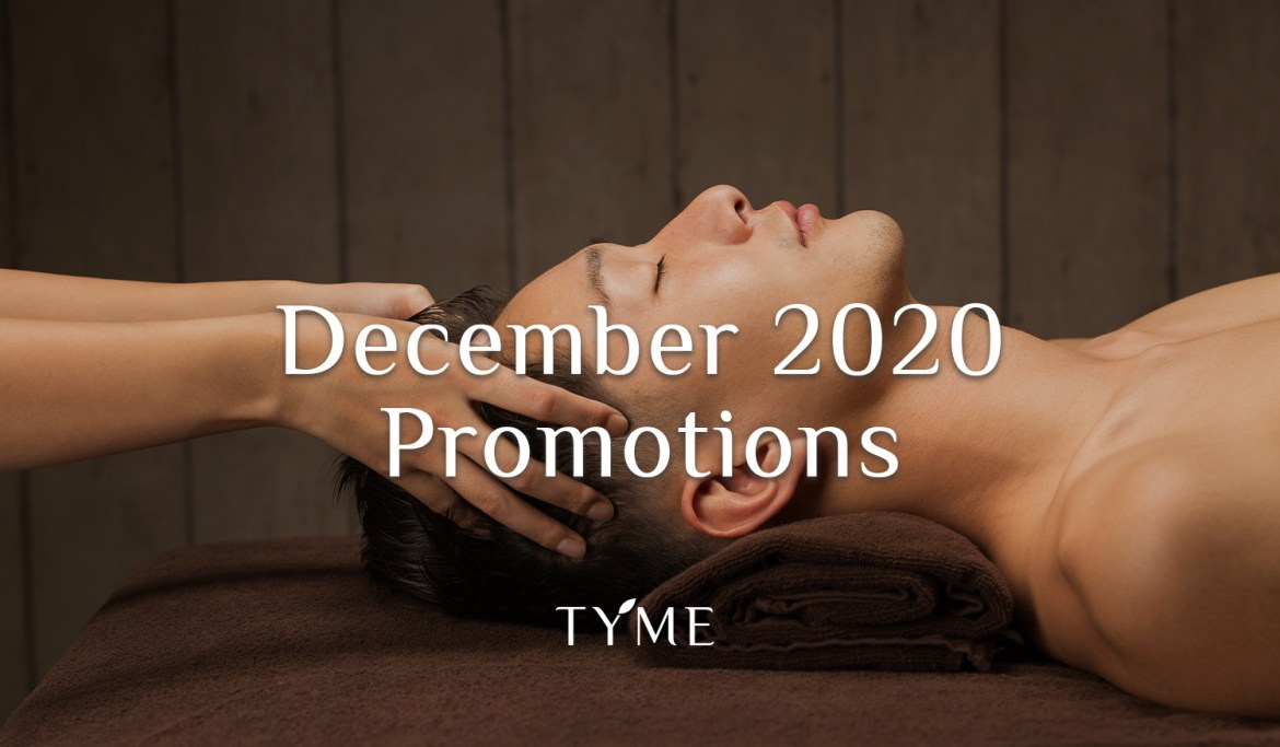 Thai Massage Promotion TYME SPA