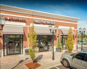 Tyndall Pedic Mattress Store, Blakeney Charlotte