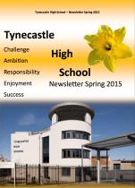 Newsletter Spring 2015 Image