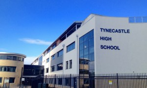 Tynecastle High School Front Image