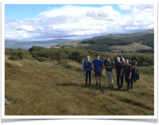 DofE Gold Sept 2015 Pic 2