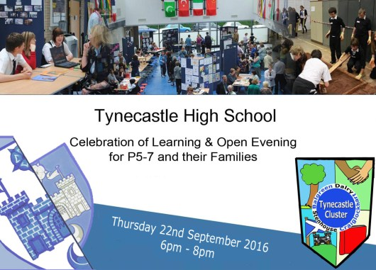 THS Open Evening 2016