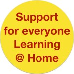 access information regarding your health and wellbeing whilst learning at home