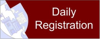 Daily Registration button