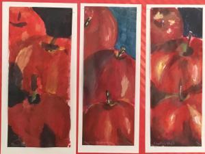 S3 apples paint