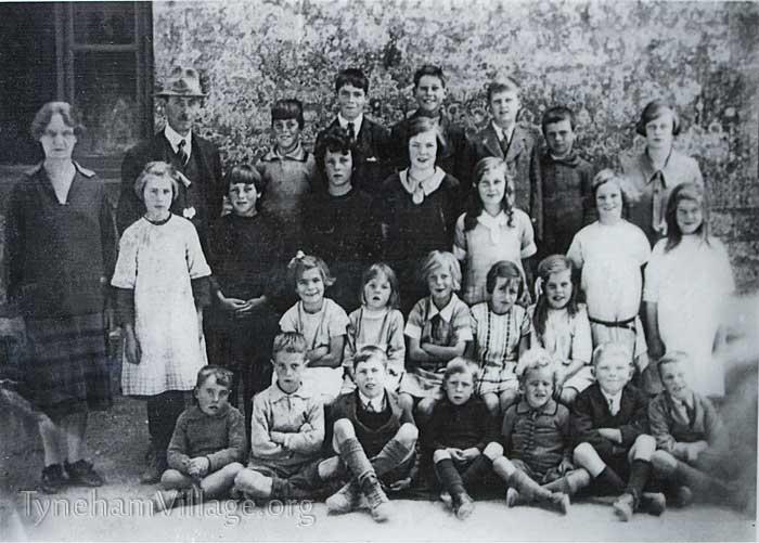 Tyneham School