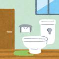 トイレのイラスト