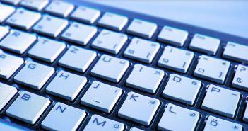 a computers keyboard