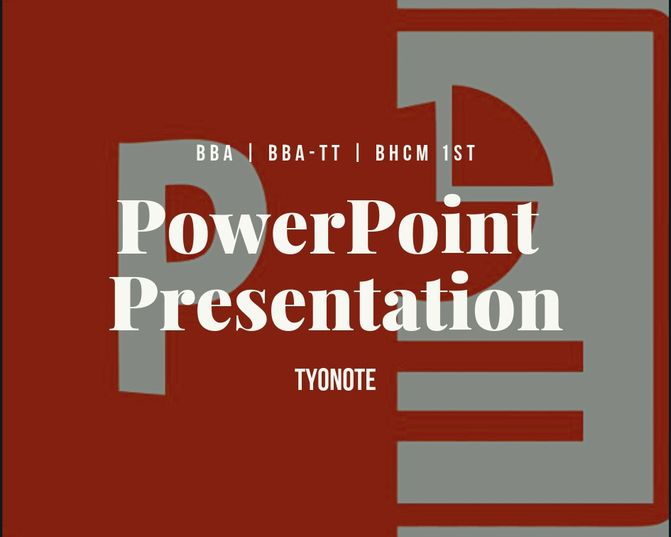 PowerPoint presentation definition features