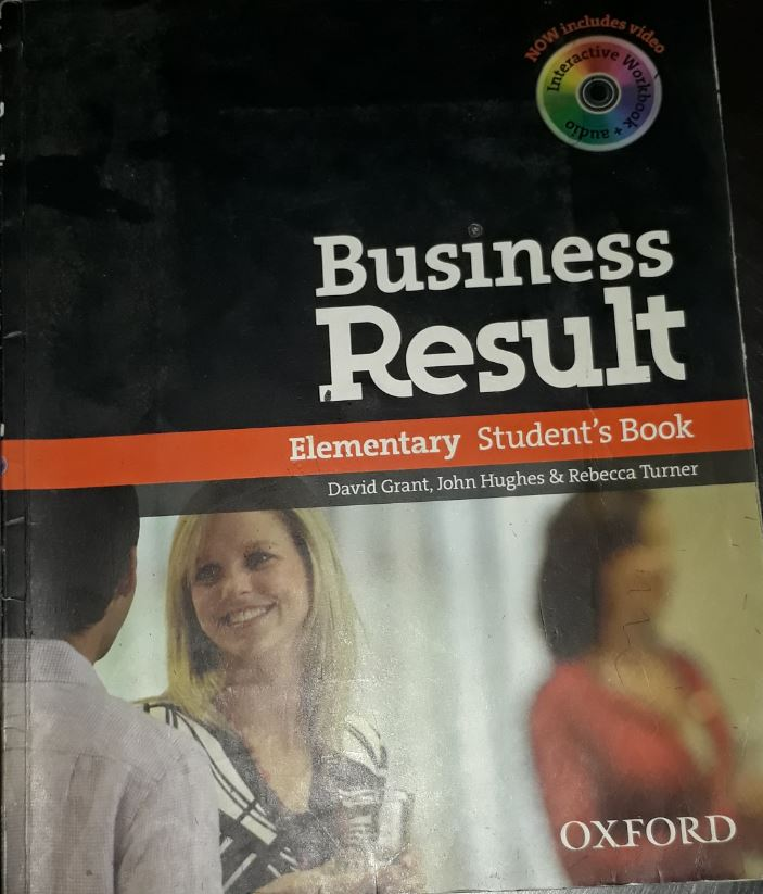 business result elementary student book