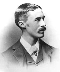 A.E. Housman writer of To An Athlete Dying Young