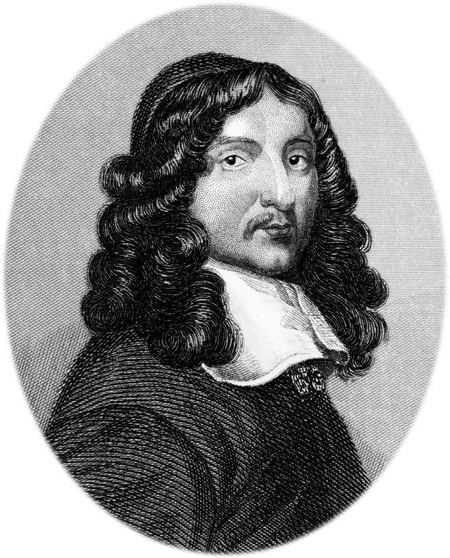 Andrew Marvell writer of To His Coy Mistress