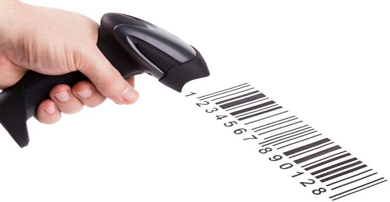 optical bar code reader