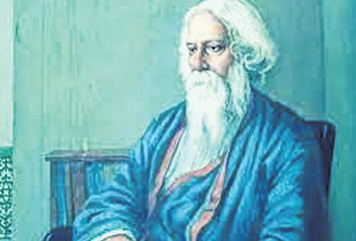 Rabindranath Tagore writer of Where the mind is without fear