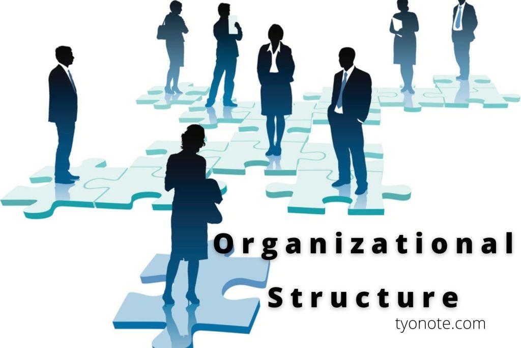 designing a organizational structure