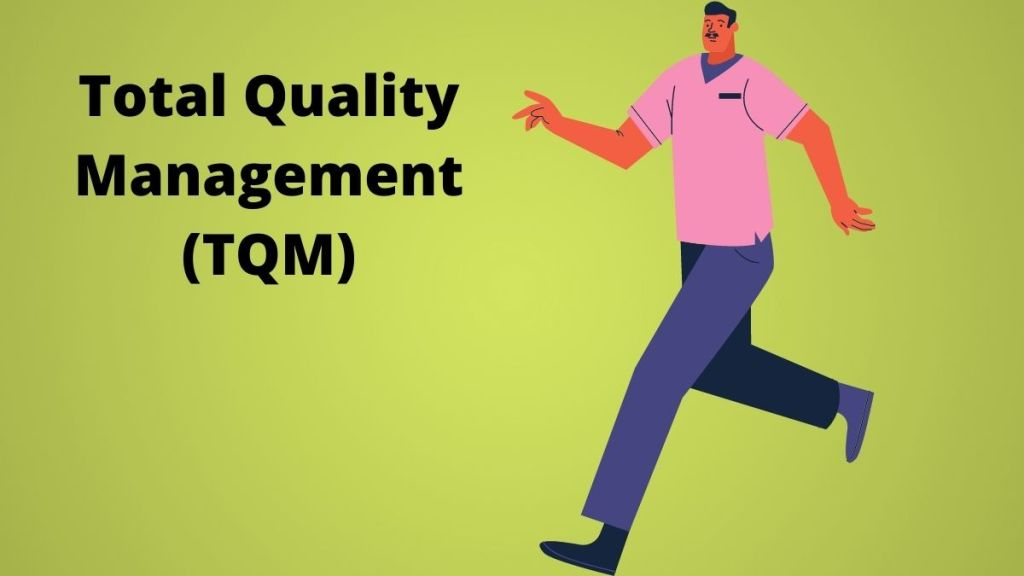 running for total quality management