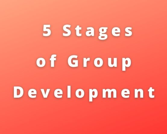group development stages