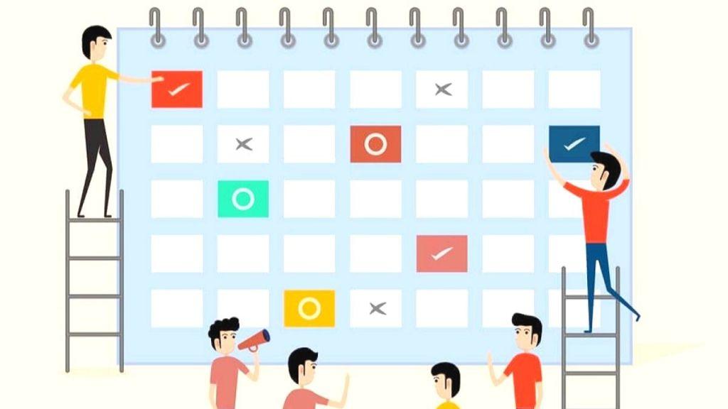 reinforcement schedules planning