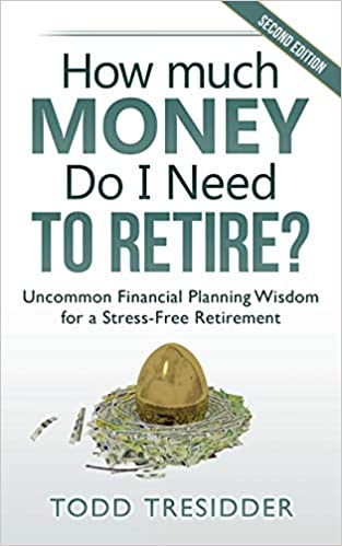 How Much Money Do I Need to Retire? one of personal finance books
