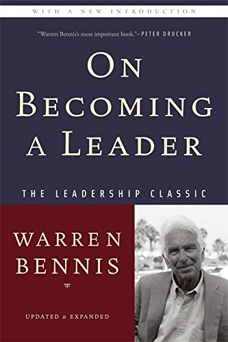 On Becoming A Leader one of leadership books