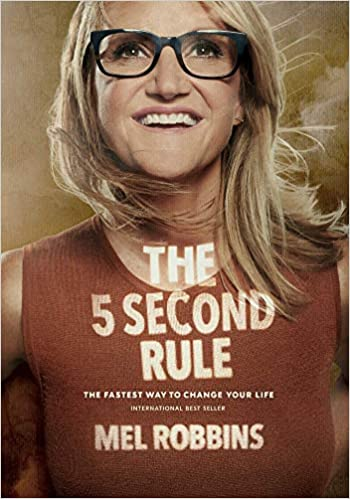 The 5 Second Rule one of self improvement books