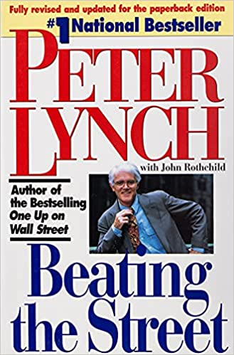 Beating the Street on of investing books