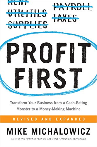 Profit First one of business books
