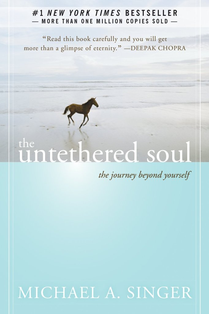 the untethered soul one of spiritual books