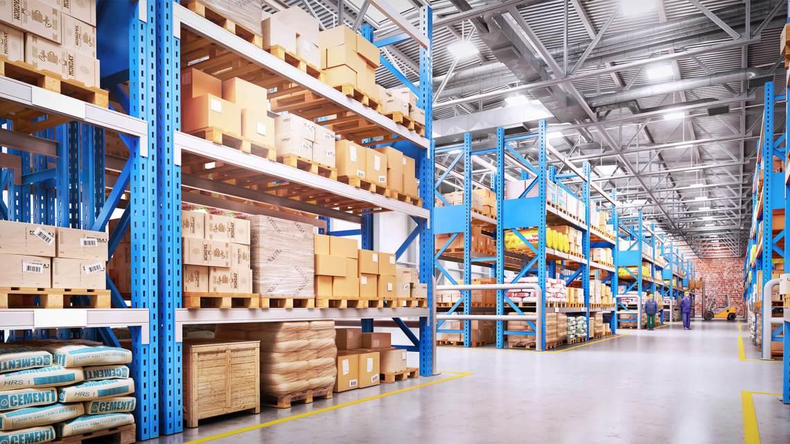 warehousing functions of marketing logistics