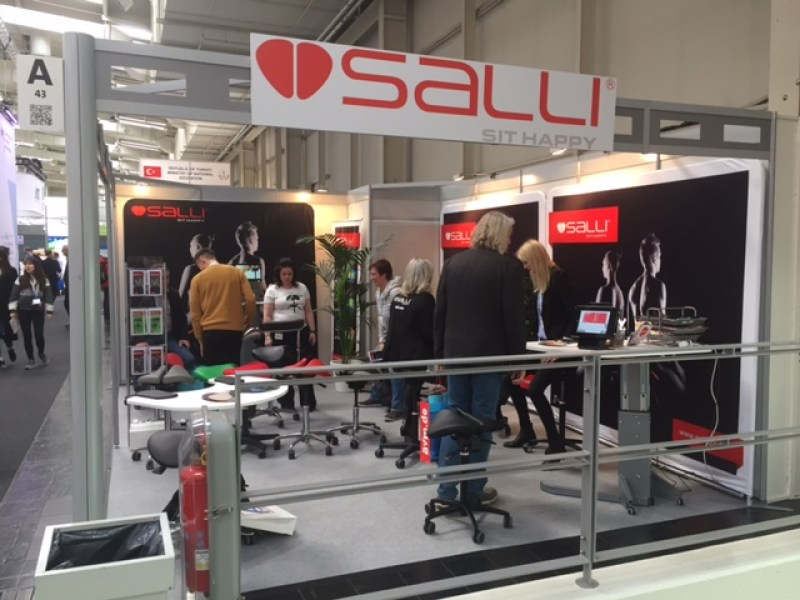 Messut Saksa Cebit Salli