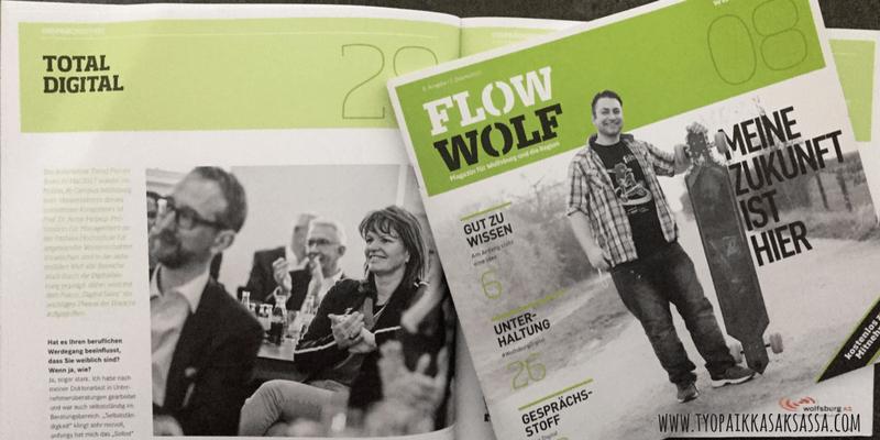 Flow Wolf kaupunkilehti