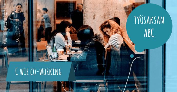 Työpaikka Saksassa / C wie co-working