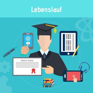 saksalainen Lebenslauf Saksa CV