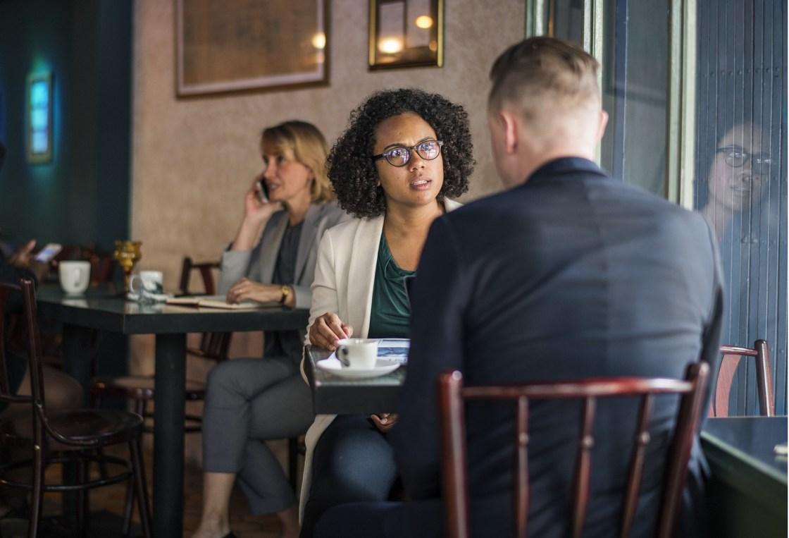 Job Interview - työnhaku työsopimus