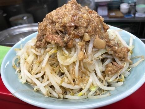 立川マシマシ足利汁なし豆腐変更