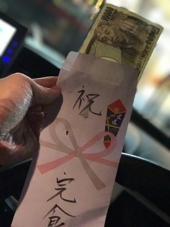 鳥取まねきチャレンジメニューバカツ丼成功賞金