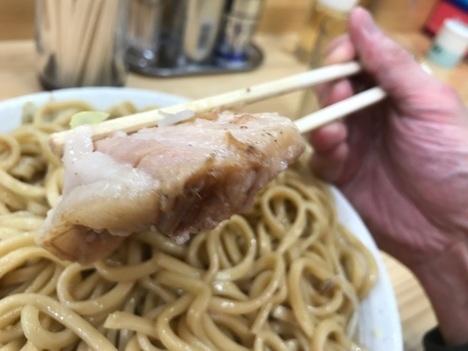 太田二郎系ラーメン宮二郎大盛りラーメンマシマシ豚リフト