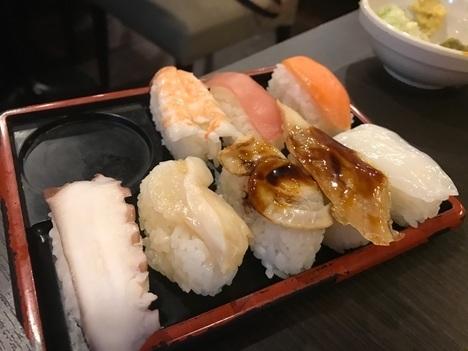 しゃぶ葉加須店平日時間無制限しゃぶしゃぶ食べ放題寿司