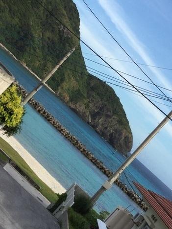 慶良間諸島阿嘉島ファンファンドルフィン外観展望