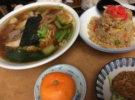 長岡喜味屋食堂