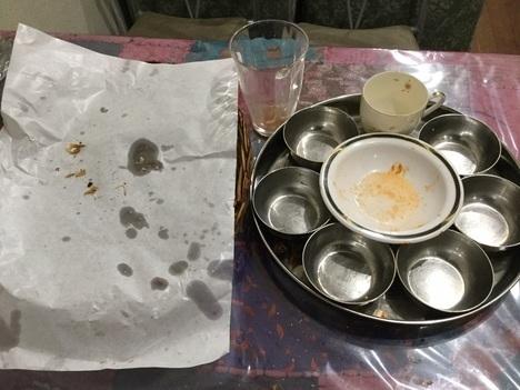 インドカレー館林チャンドラバティ完食