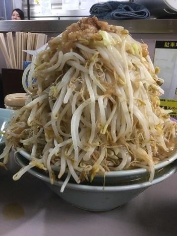 立川マシマシ足利つけ麺大ヤサイマシマシつけ汁