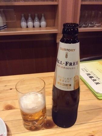 魚沼須藤魚屋ノンアルビール