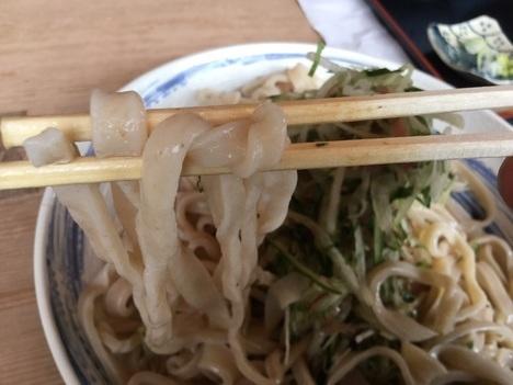 川島うどん庄司デカ盛りすったて麺リフト