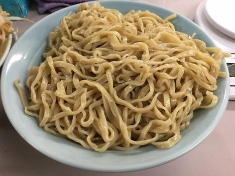 立川マシマシ足利つけ麺大ヤサイマシマシ